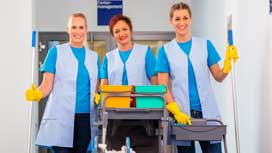 A commercial cleaning company – how to choose the best one?