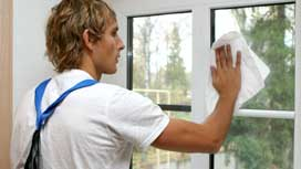 Window cleaning – see the light!