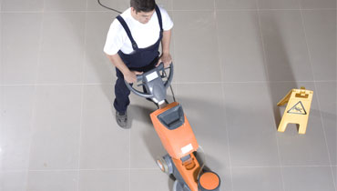 Professional commercial building cleaning in London
