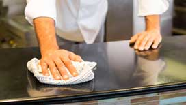 Affordable restaurant cleaning