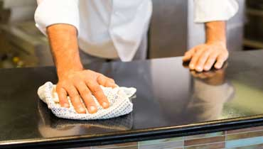 Affordable restaurant cleaning in London
