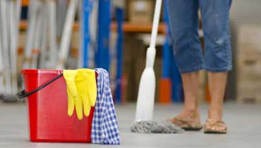 Professional post construction cleaning in London