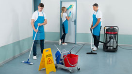 Affordable janitorial cleaning services