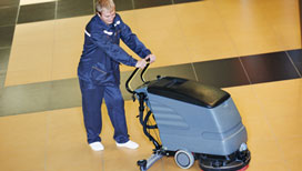Quality floor cleaning services