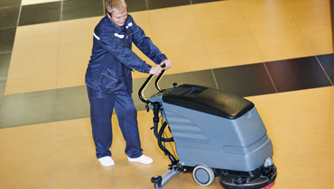 Quality floor cleaning services in London
