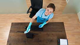 Office cleaning – how and when?
